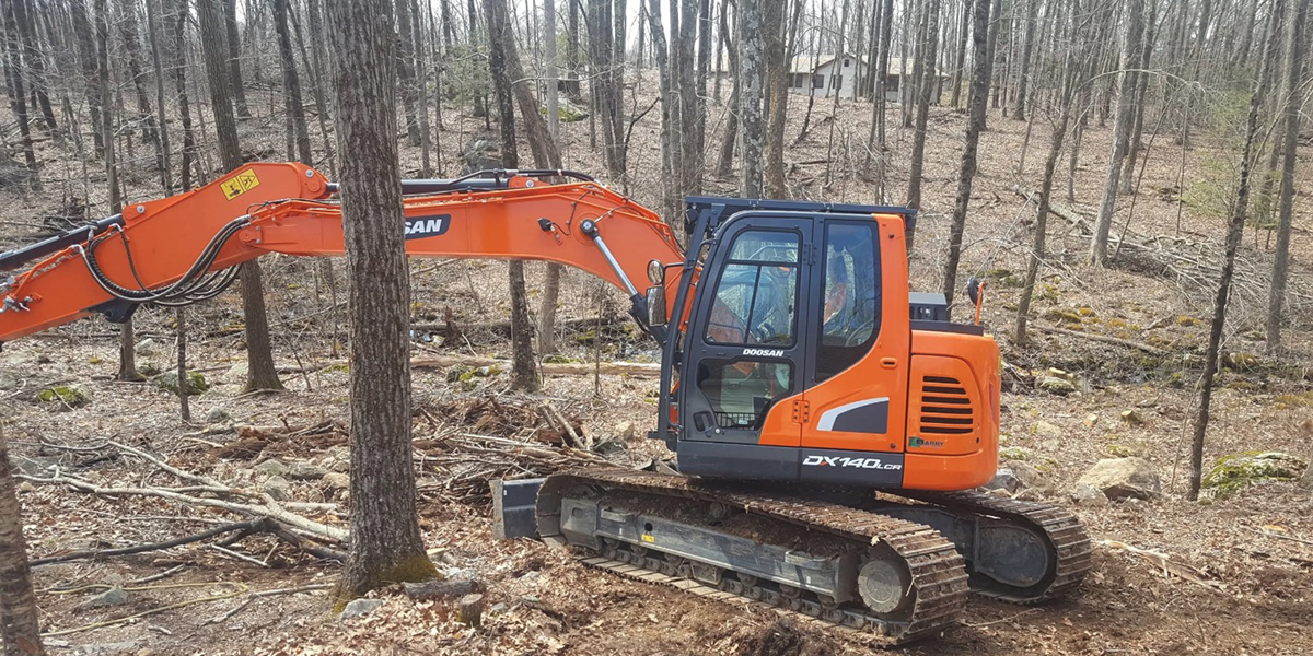excavation and land clearing in ct